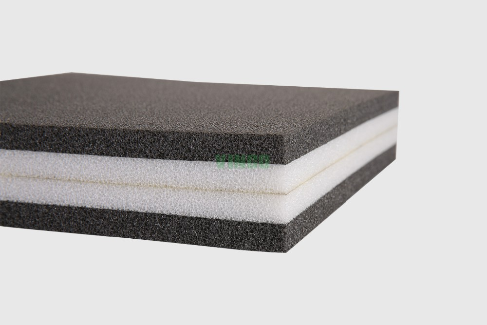 Heat Absorbing Flooring : Treadmill heavy duty anti vibration sound deadening mat