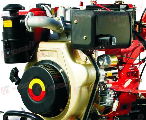 Flexible Handlebar HT135 9HP Diesel Motoculteur