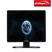 Factory offer Ultra Thin 15 inch 12v dc LCD Monitor
