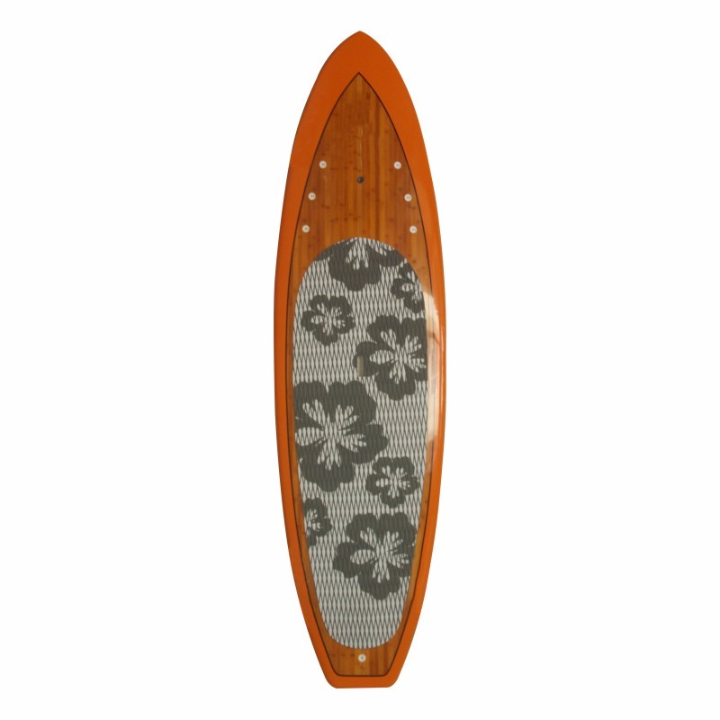how to make a fiberglass paddle board