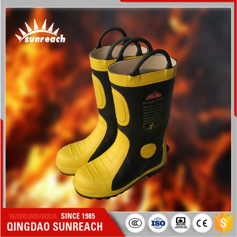 Outfit Fire Fighting Tactical Military Boots