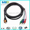 factory directly supply hdmi to 3 rca converter audio cable
