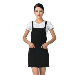 China Good quality apron,Beauty salon uniform,Custom apron for spa and nail salon