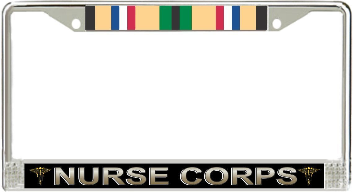 Buy US Army Dental Corps Gulf War Veteran License Plate Frame in ...