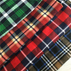 Shrink-resistant TC Yarn Dyed Flannel Fabric For Shirts