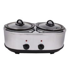 22827 slowcooker met 2 keramische potten en met CE/EMC/ETL/ERP certificaten Chinese leverancier hot product top selling