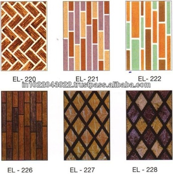 New Design Er Elevation Ceramic Wall Tiles 8 X 12