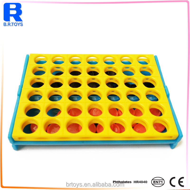 2017 hot sale 4 in a line chess games for children