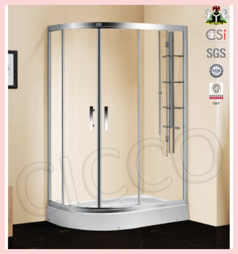 China D Shape Shower Enclosure Suppliers And Manufacturers