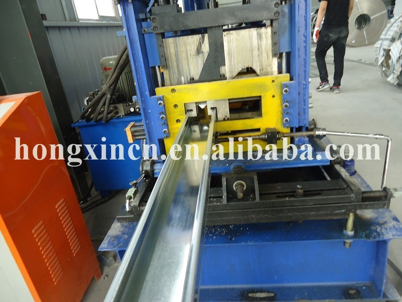 60-160 C Purline Roll Forming Machine