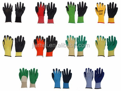 colorful Disposable Nitrile Gloves Cleanroom Safety Gloves