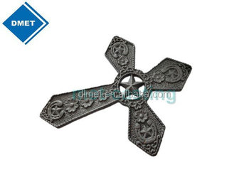 Western Style Crosses For Home Decorating - Buy Western Style Crosses For  Home Decorating,Antique Cast Iron Crosses,Western Metal Crosses Decoration  ...