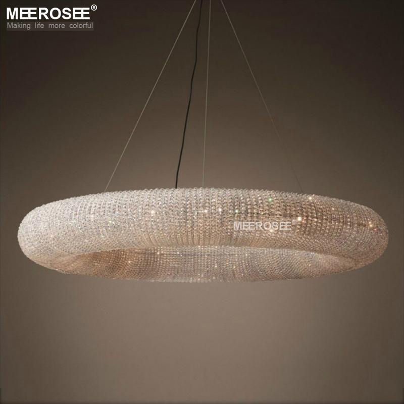 de lujo araa de cristal de luminaria grandes luminarias de iluminacin para la lmpara restaurante proyecto