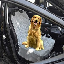 Pet accessories WaterProof & NonSlip Front Pet Hammock Polyester Material and Full Set Type 600d white pet car seat cover