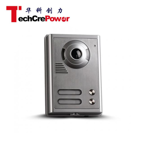 Modern designs video door phone with hd camera security system