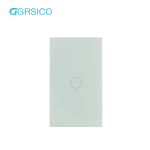 GRSICO US standard 1 gang Smart Touch Light Power Electrical Switch Supports Alexa Voice Control