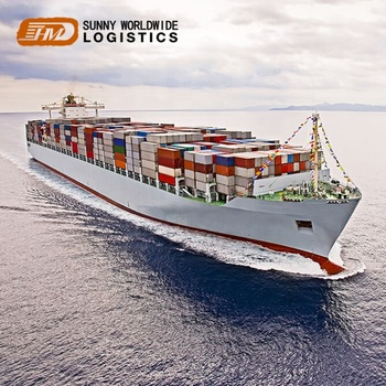 Cheap Amazon FBA shipping rates sea freight shipping from Qingdao China to Germany Amazon
