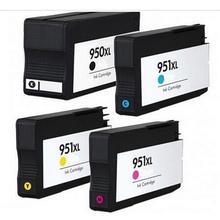 1 Full set Compatible HP HP 950 XL HP 951 XL ink cartridges for 950XL 951XL hp OfficeJet Pro 8100 8600 8625 Printer