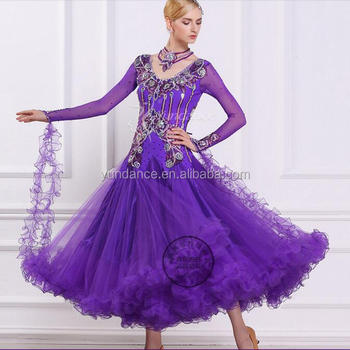 buy online f8835 92cd8 Puffy Tango Sala Da Ballo Abito Da Ballo Donna B-16257 - Buy Sala Da Ballo  Di Danza Del Vestito Della Donna,Puffy Sala Da Ballo Di Danza Del Vestito  ...