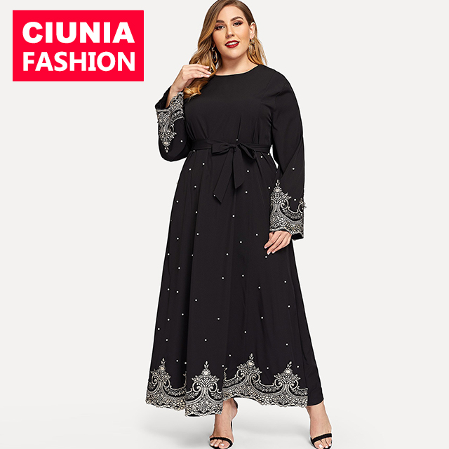 6071# Nida fabric new design plus size modest wear adults woman islamic turkish clothing abaya dresses designs dubai pictures