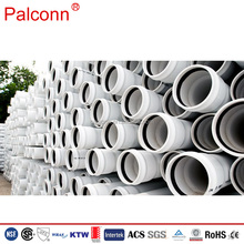 Large Diameter PVC Pipe and Fittings for Waste Water
