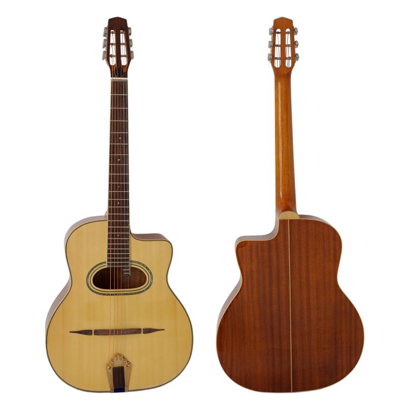 Alibaba.com / Aiersi Brand Gypsy Jazz acoustic Guitar