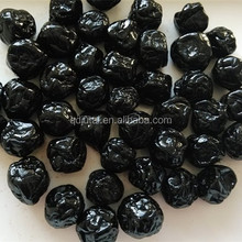 healthy food dried black plums good quality with factory price