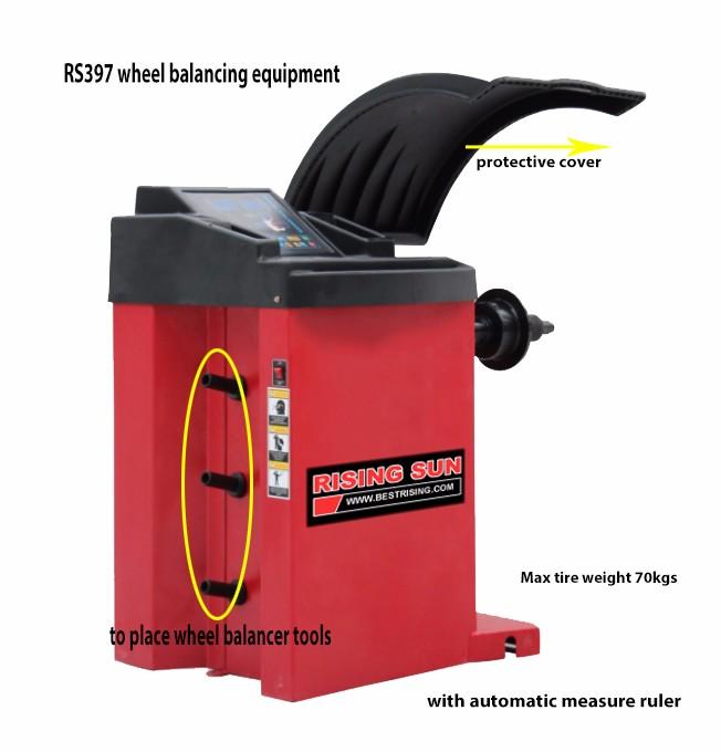 Tire Repair Used Dynamic Balancing Machine For Car Buy