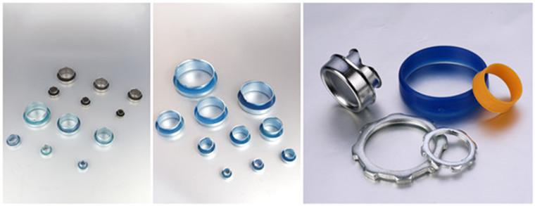 LocknutConduit Locknuts Fittings1 2 4 Conduit Lock Nut Steel
