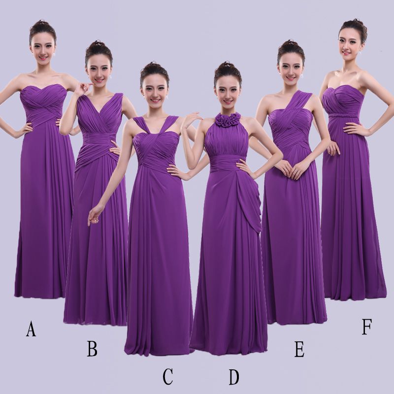 Multi Style Bridesmaid Dress | Midway Media