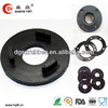 china supplier custom epdm rubber gasket dn50