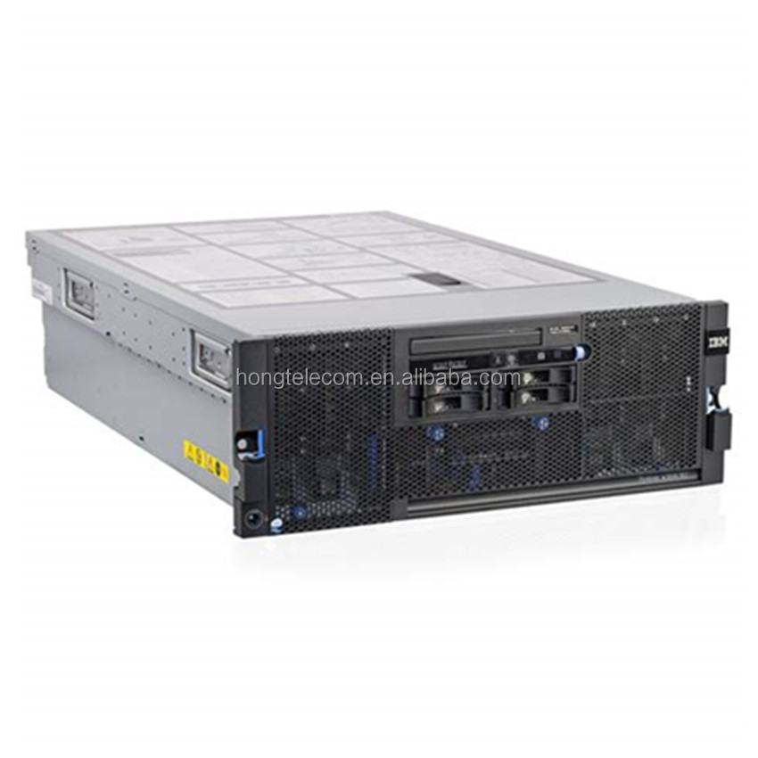 Dual-core and quad-core server X3850 M2