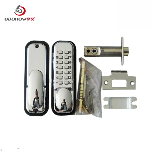 Home protected safe combination lock key , mechanical password lock