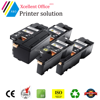 Compatible Dell E525w Toner Cartridge,Laser Color Toner Dell 525 ...