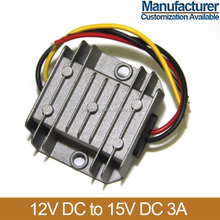 DC converters 12v 15v power supply, 1A/2A/3A, Manufacturer, Customization available