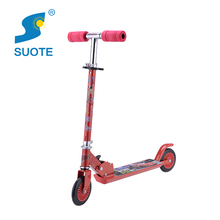 Most popular adjustable fold up pedal 2 wheel kids kick balancing children scooter foldable scooter