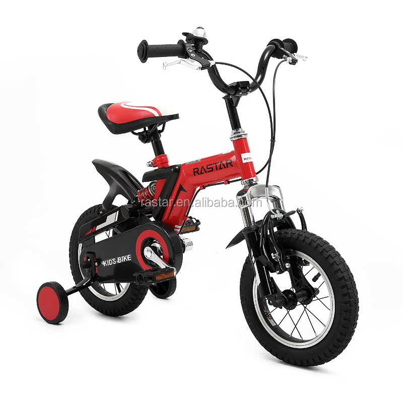 RASTAR own brand kids ride on bicycle bike 4 wheel bike