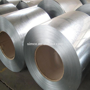 2 mm cold rolled Hot dip 0.7mm Zinc 180g galvanized steel coil structure used building