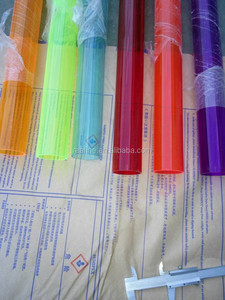 Customized Size Any Color Plastic Tube/Clear Acrylic Tube/PC Pipes