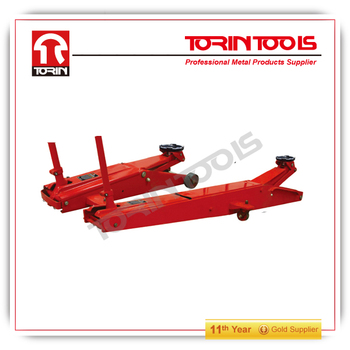 Hydraulic long floor jack TR150001(TR8154) (capacity:15T)