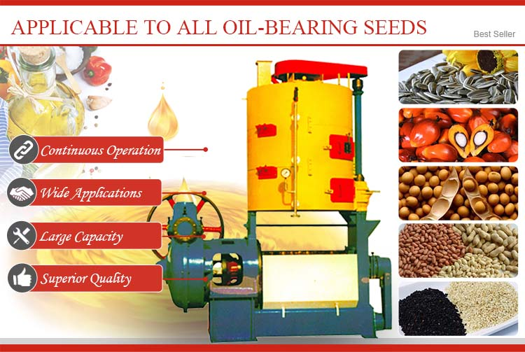Large scale industrial vegetable edible oil expeller rapeseed peanut soya cottonseeds crude oil extraction machine for sale
