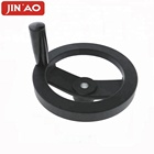 Hand Wheel With Revolving Handle for Cnc Machine