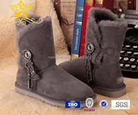 Fashion winter shoes warm women snow boots high quality