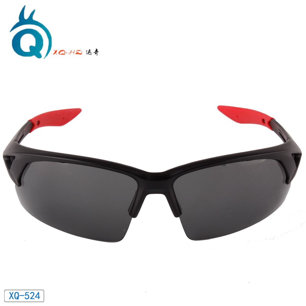 New arrivals 2019 fashion sport sunglasses polarized with UV400