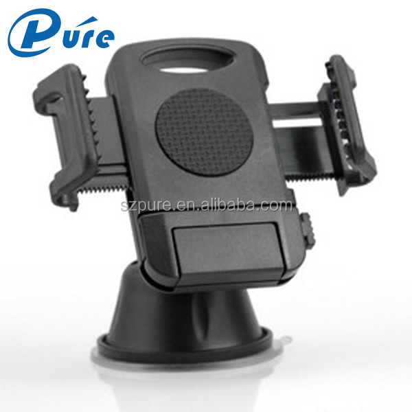 Universal 360 Degree Rotation Mobile Phone Holder Car Air Vent Stand Mount for Smartphone/PDA/GPS