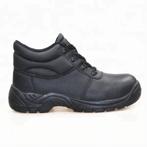 Industrial safety boots safety steel top shoes work boots for factory price