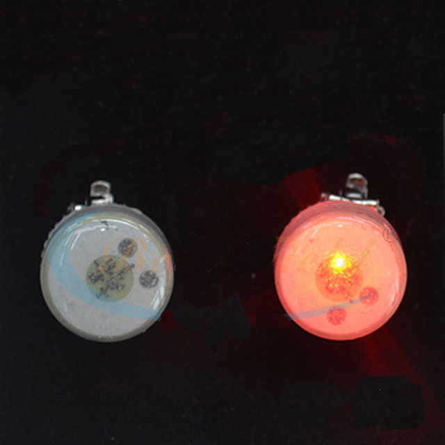 flashing Clip Light Up Led Earring