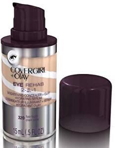 Covergirl Plus Olay Eye Rehab Concealer - Fair/Lght (Pack of 2)