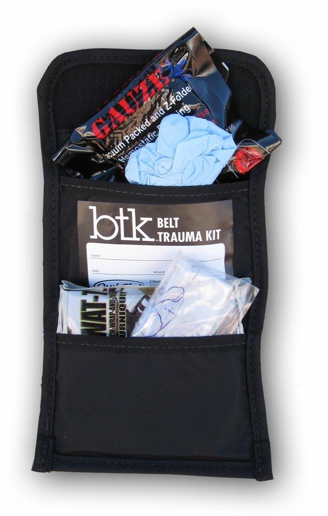 Z-Medica (BTK) Belt Trauma Kit w/Combat Gauze Z-Fold LE