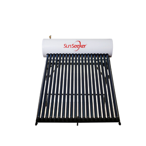 Latest wholesale quality heat pipe pressure good appearance heater free standing 500l solar hot water system